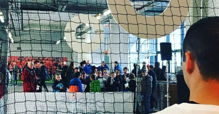 Illustration de l'article Tech & Play : Lancement officiel du Drone Soccer en France… à Rennes