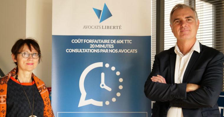 Illustration de l'article Avocats Liberté : des consultations sans RDV