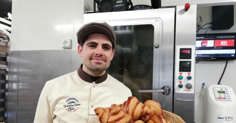Illustration de l'article Le meilleur croissant au beurre de France est brétillien