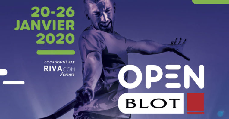 Illustration de l'article Open de Rennes : le tournoi international de tennis masculin est rebaptisé « Open BLOT Rennes »