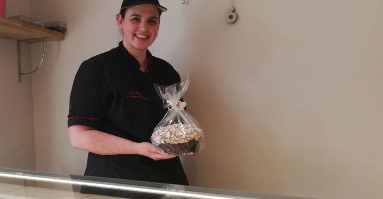 Illustration de l'article Elisa Jean, une pâtissière qui a de l'avenir