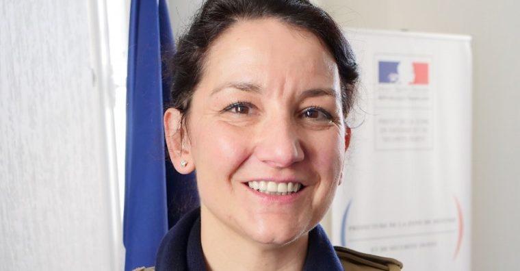 Illustration de l'article Cécile Guyader, Préfète déléguée pour la défense et la sécurité de la zone ouest