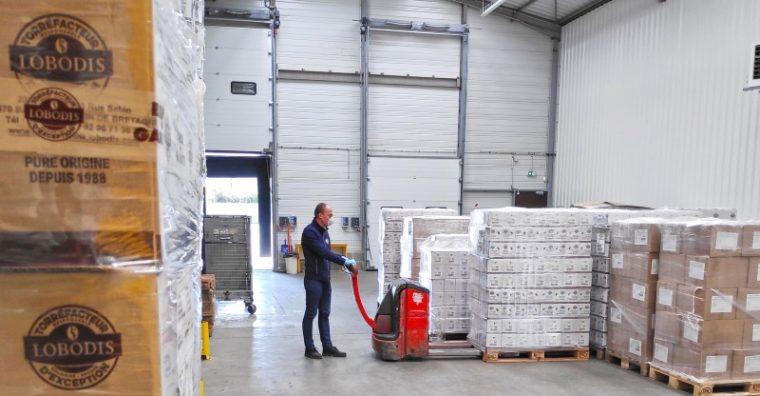 Illustration de l'article Logistique, transport, industrie, la supply chain * mobilisée