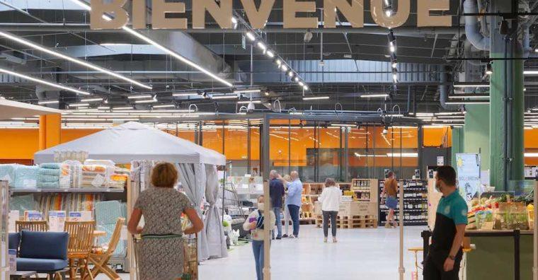 Illustration de l'article Centre Commercial Grand Quartier  : les 110 commerces sont ouverts, ainsi que le nouveau E.Leclerc