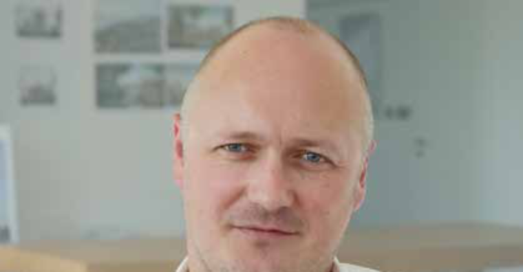 Illustration de l'article Gwénaël Le Chapelain : architecte associé de l'agence a/LTA, nouveau président du Club Qualité Construction 35