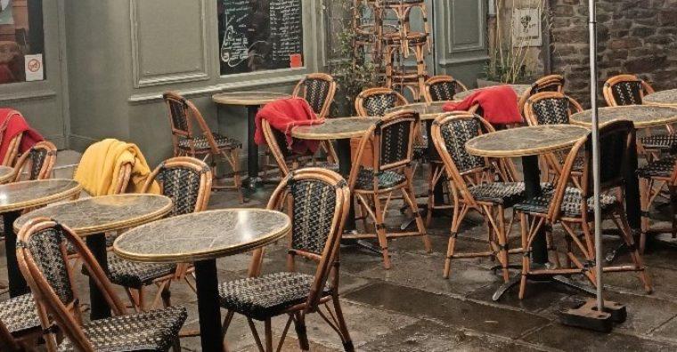 Illustration de l'article Élargir les terrasses sur l'espace public ?