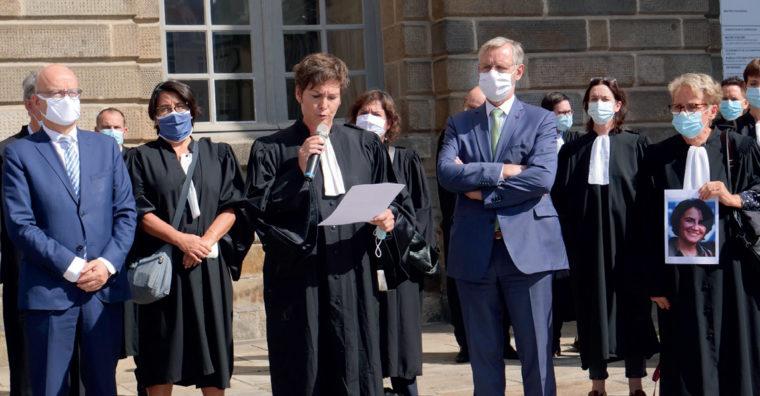 Illustration de l'article Hommage aux avocats et magistrats emprisonnés dans le monde