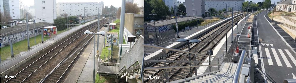 Pontchaillou TER SNCF