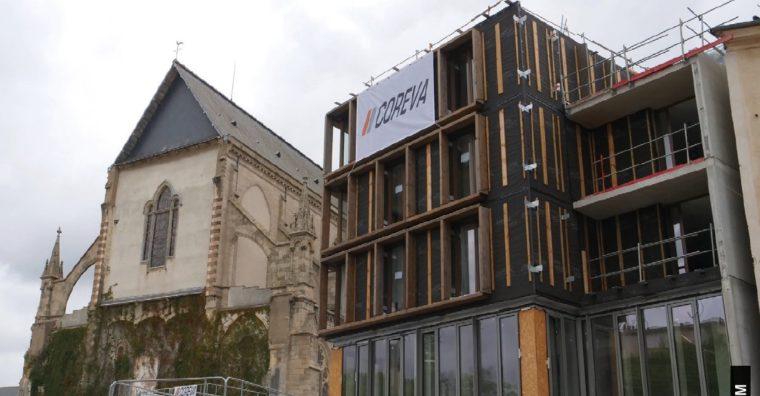 Illustration de l'article L'entreprise Coreva à la manœuvre en plein cœur historique de Rennes