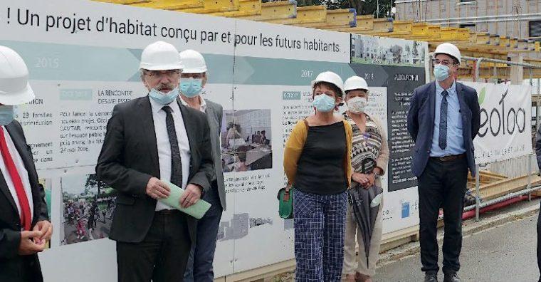Illustration de l'article 2,250 millions d'euros d'aides supplémentaires pour l habitat