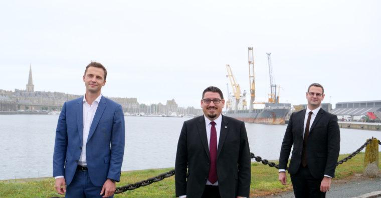 Illustration de l'article Modernisation et diversification des activités portuaires de Saint-Malo