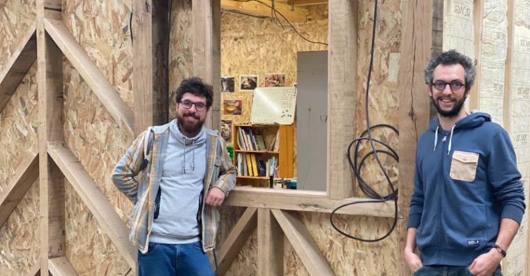 Illustration de l'article Comme un établi, le coworking pour artisans