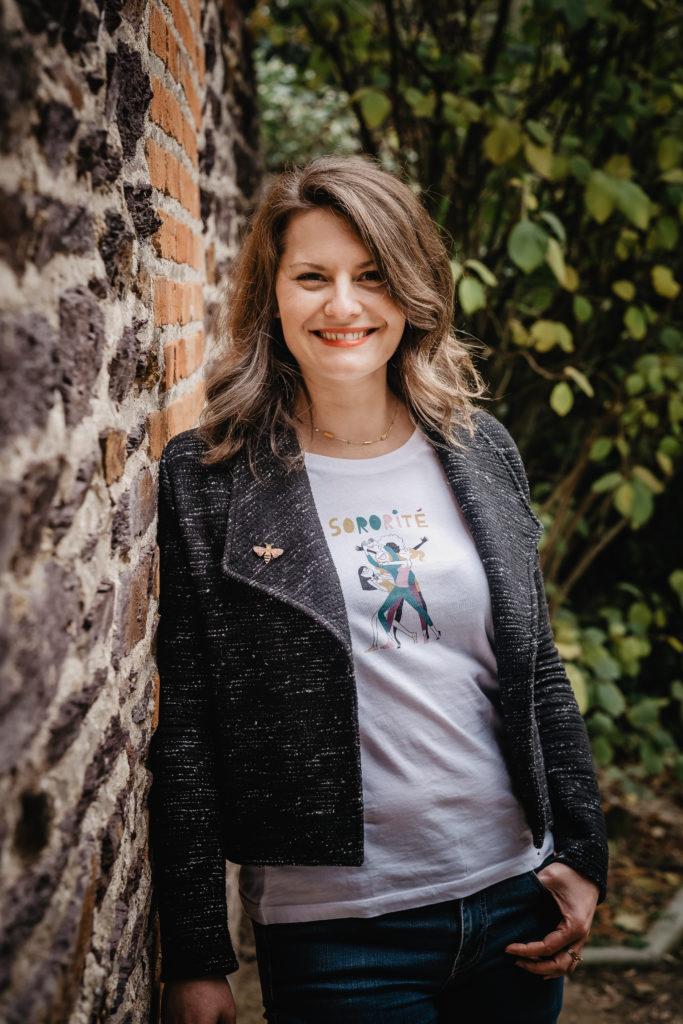 Fanny Dufour a lancé les Nouvelles Oratrices le 8 mars 2020.