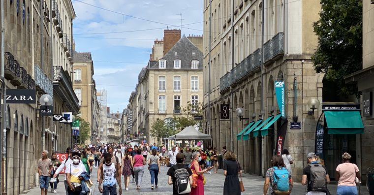 Rue_commercante_rennes ©KB