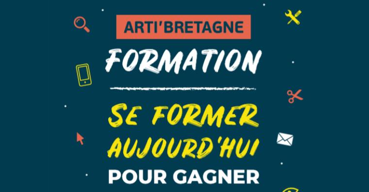 Illustration de l'article Arti'Bretagne forme les artisans et leurs salariés
