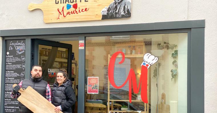 Illustration de l'article Traiteur Chauffe-Maurice, « La crise a fait évoluer notre concept »