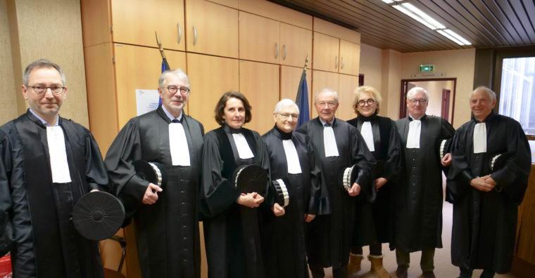 Illustration de l'article Tribunal de Commerce de Rennes : baisse de 42 % des procédures ouvertes en 2020