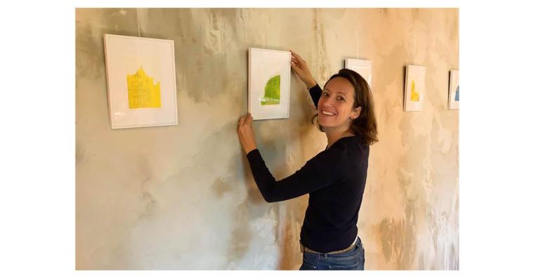 Illustration de l'article Métiers d'art : Les gravures d'Alexandra Guignard exposées lors des JEMA*
