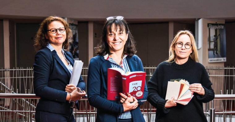 Illustration de l'article Femmes du Bâtiment : quels chemins parcourus ! Rencontre avec trois femmes bretilliennes.
