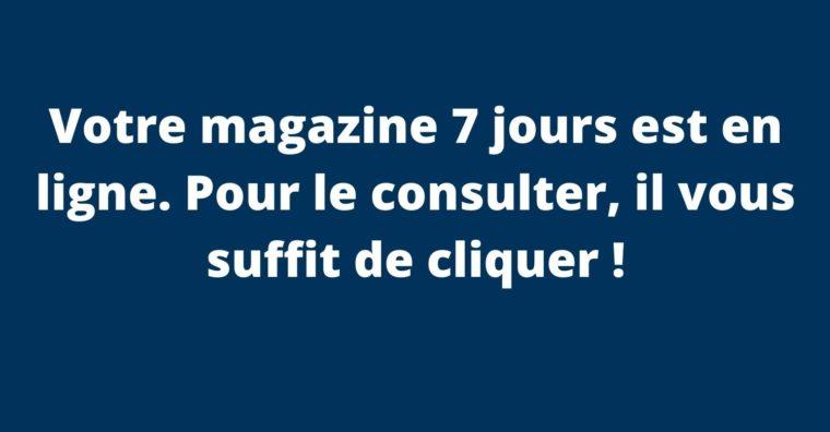 Magazine 7 Jours Bretagne logo