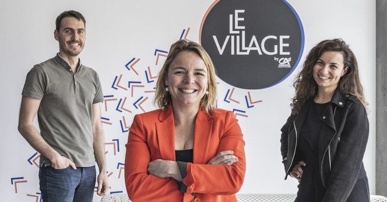 Illustration de l'article Village By CA 35 : « Nous sommes la porte d'entrée de l'innovation »