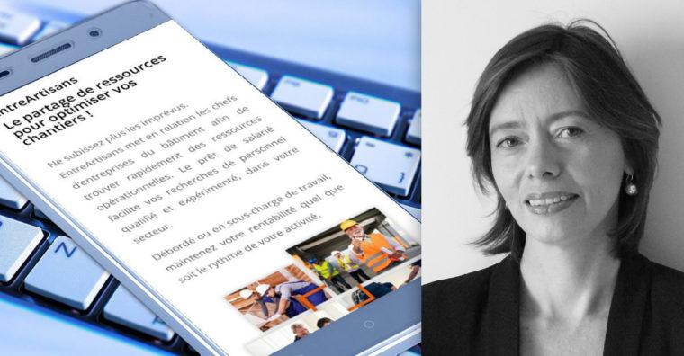 Illustration de l'article EntreArtisans.com, plateforme de mise à dispo de salariés