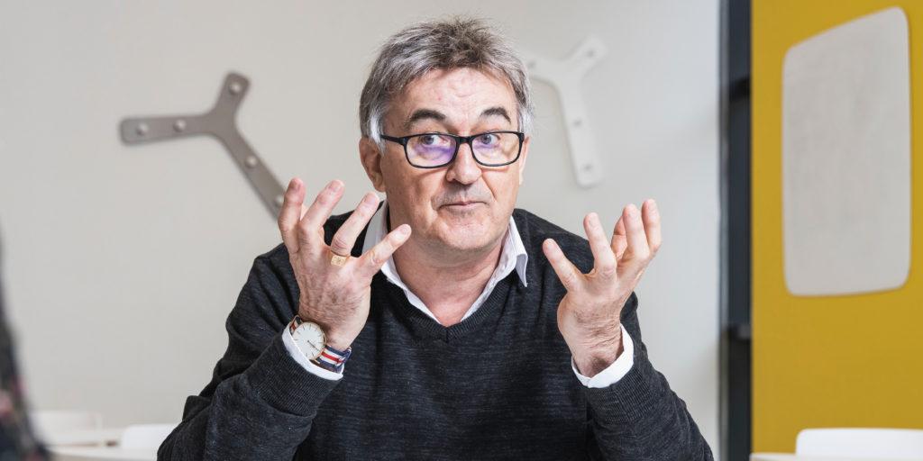 Jean-Ange Lallican de « France Solidaire et Bienveillante »