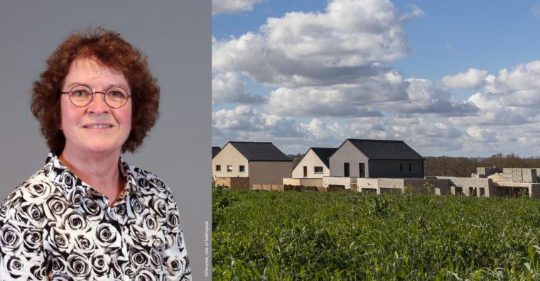 Illustration de l'article Entretien avec Laurence Besserve : Freiner l'artificialisation des sols en Bretagne