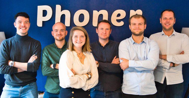 Illustration de l'article [ Vitré ] « Phoner » : Une entreprise artisanale en pleine croissance