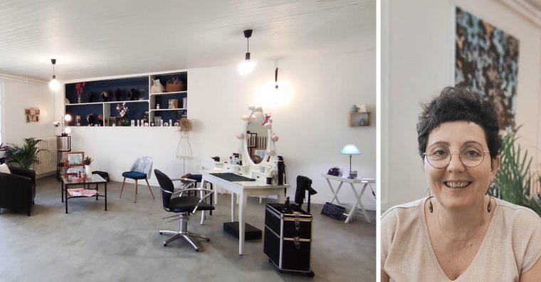 Illustration de l'article Fabienne Gemehl, une socio-coiffeuse dans le pays de Vitré