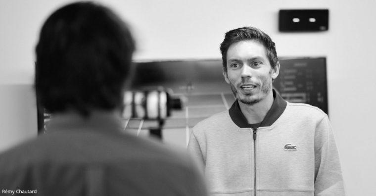 Illustration de l'article [ Tennis – Open Blot Rennes ] Interview de Nicolas Mahut, nouveau directeur sportif