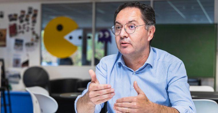 Illustration de l'article [ MV Group ] Olivier Méril, l'homme de l'hyper-croissance