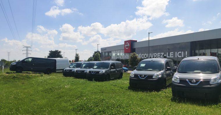 Illustration de l'article [ Saint-Grégoire ] Nissan conseille les dirigeants