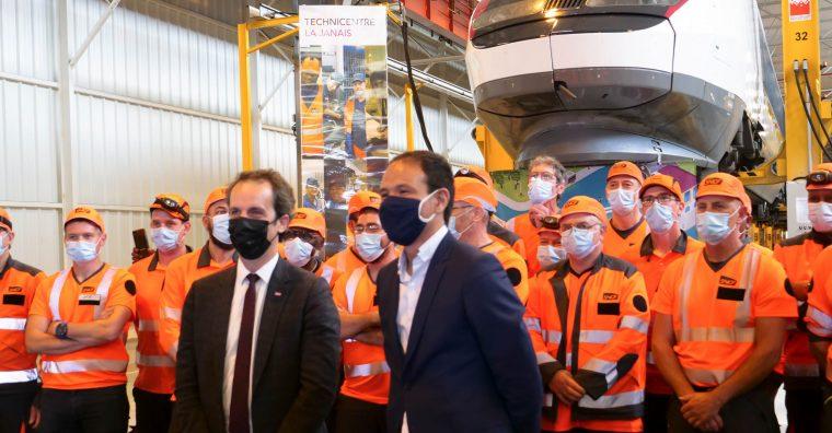 Illustration de l'article Rennes : Le secrétaire d'État Cédric O ambassadeur de la 5G