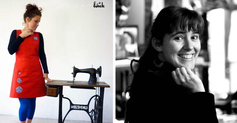 Illustration de l'article Madam rêve : Lucile Pennec, couturière créatrice à Rennes