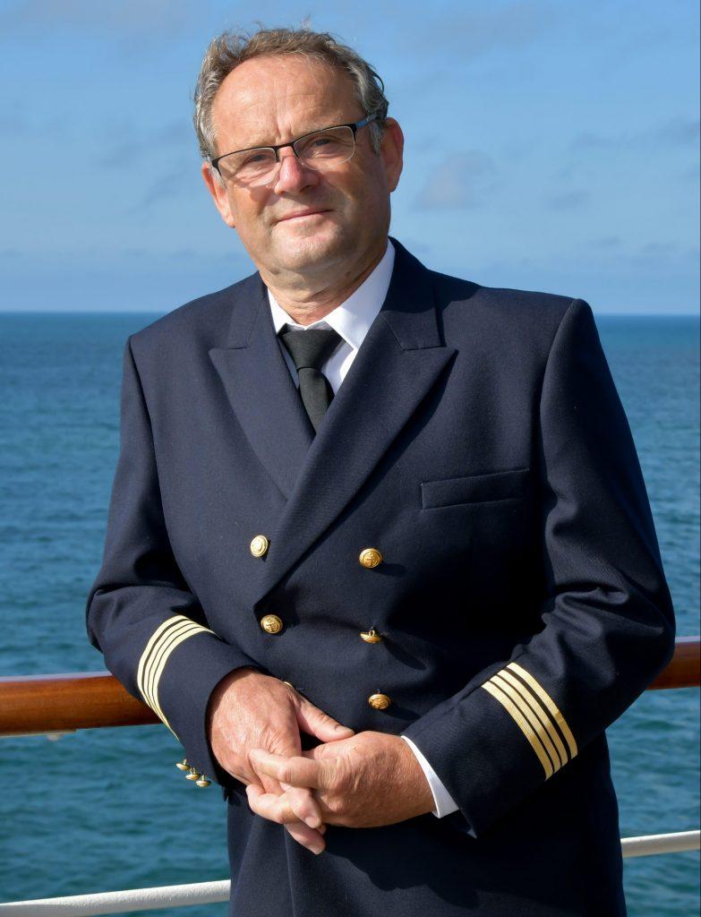 Commandant Pascal Goger