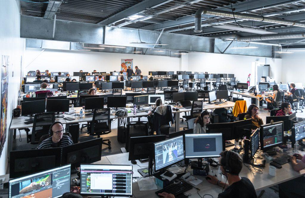 série Idéfix et les Irréductibles o2o Studio Saint-Malo