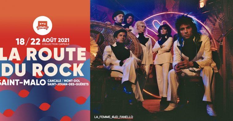 Illustration de l'article Festival de La Route du Rock, en format capsule