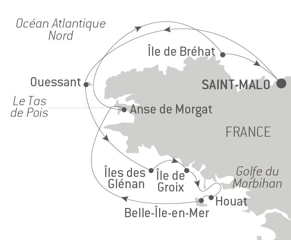 Saint-Malo Le Bellot