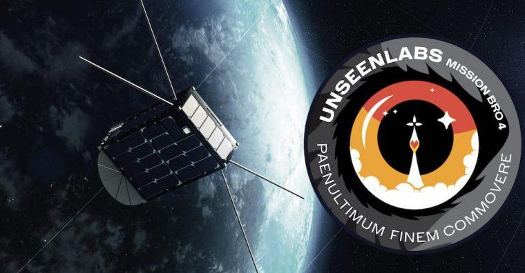 Illustration de l'article Unseenlabs envoie un 4è nano-satellite dans l'espace, via Arianespace
