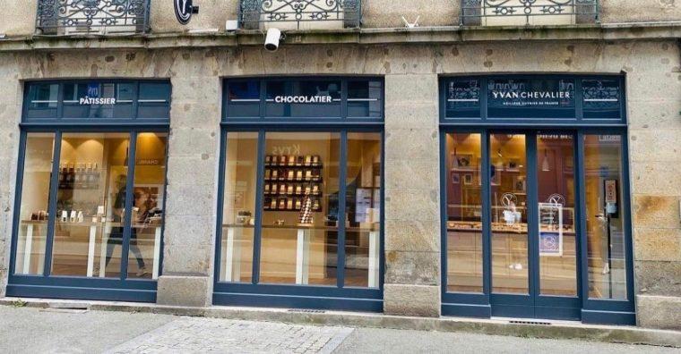 Illustration de l'article [ Chocolaterie-Pâtisserie ] Yvan Chevalier ouvre rue de Nemours