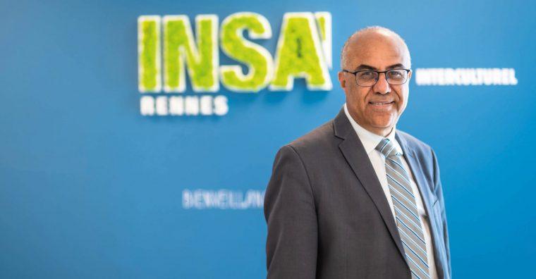 Illustration de l'article Entretien avec Abdellatif Miraoui de l'INSA de Rennes : «Former des ingénieurs à impact»