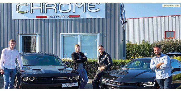 Illustration de l'article Chrome Motors, la grande évasion