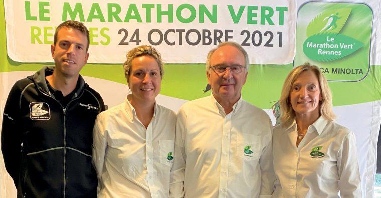 Illustration de l'article Le Marathon Vert : Konica Minolta fête ses 10 ans !