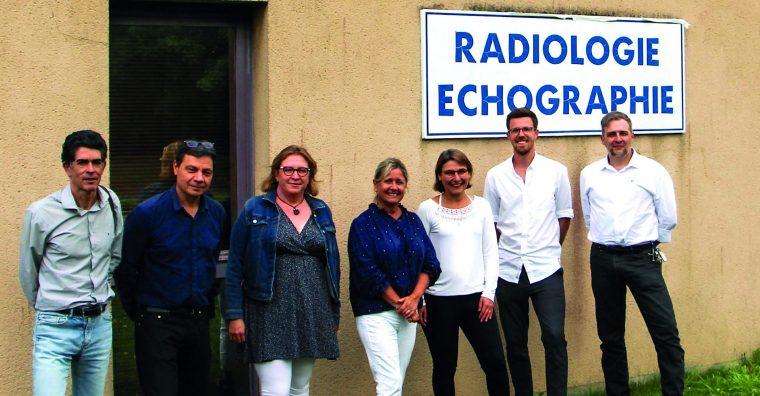 Illustration de l'article Le Groupe Merañ s'engage à ouvrir pendant 4 ans un cabinet de radiologie à Montfort-sur-Meu