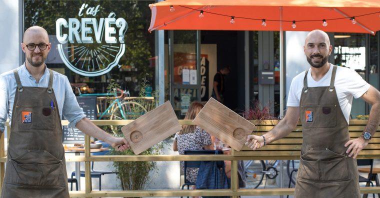 Illustration de l'article Ta grand-mère à vélo : un café-atelier vélo sur le mail à Rennes