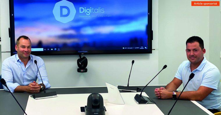 Illustration de l'article Digitalis conférence : simple et sur mesure