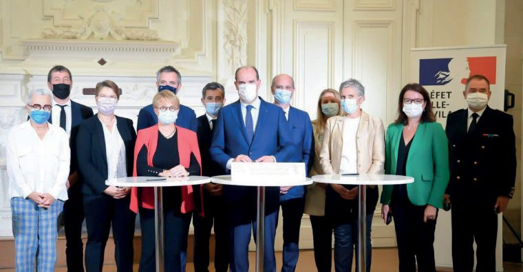 Illustration de l'article Visite ministérielle : Le CSI (contrat de sécurité intégrée) signé